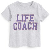 Kid Dangerous Infant Boy's Life Coach T-Shirt