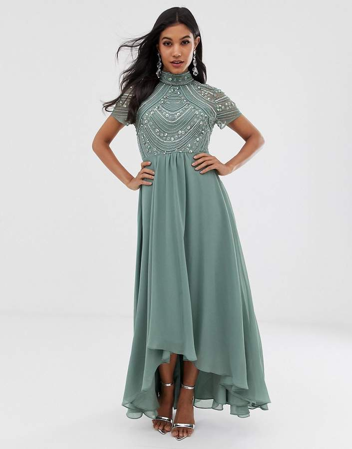 73669b56d54b1 Beaded Maternity Dress - ShopStyle UK