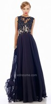 Nika Summer Lace Evening Dress