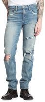 Levi'S 511 Slim Fit Destructed Jeans