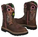 John Deere Kids' Classic Pull On Cowboy Boot Toddler/Preschool