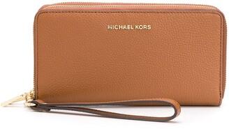 MICHAEL Michael Kors Jet Set large wallet