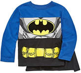 Batman Short Sleeve Crew Neck T-Shirt-Toddler Boys