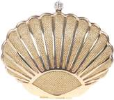 Ainemay Sea Shell Shape Handbag Wedding Mini Clutch Bag Evening Bag Ladies Handbags Wedding Clutches