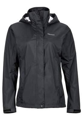 Marmot Women's PreCip Jacket Black 1 2XL