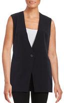 MICHAEL Michael Kors Single Button Vest