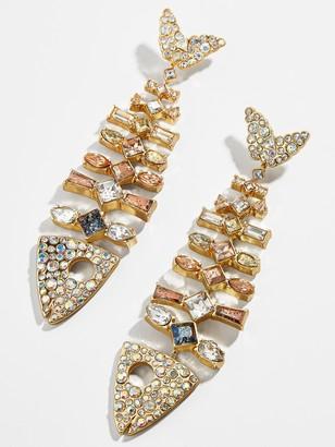 BaubleBar Crystal Filet Drop Earrings