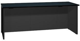 Ironwood Modular Desk Finish: Maple / Black