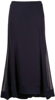 Camilla And Marc high-low skirt