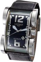 Locman Men's 500BK Latin Lover Collection Steel Watch