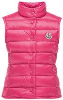 Moncler Liane Down Lightweight Puffer Vest, Size 8-14