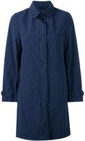 Aspesi Gabardina coat - women - Polyester/Polyimide - S