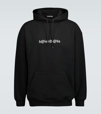 Balenciaga Symbollic hooded sweatshirt