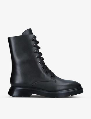 Stuart Weitzman Mckenzee leather ankle boots
