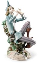 Lladro Porcelain Figurine The Pied Piper of Hamelin
