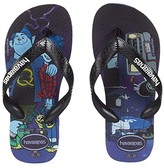 Havaianas Top Onward (Toddler/Little Kid/Big Kid) (Marine Blue) Boy's Shoes