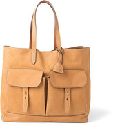 Ralph Lauren Vachetta Tote With Pockets