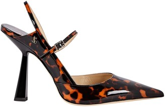 Jimmy Choo Ray 100 Patent Leather Pumps