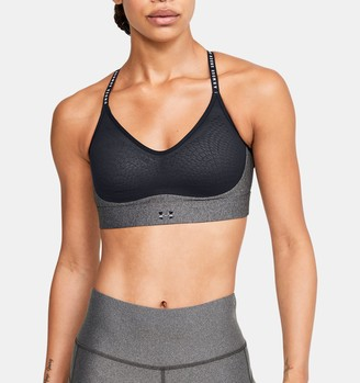 Under Armour Women's UA Infinity Low Heather Sports Bra