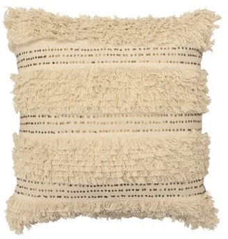 French Connection Cotton Throw Pillow