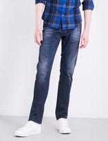Diesel Tepphar 0681H slim-fit mid-rise stretch-cotton jeans