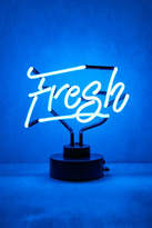 Urban Outfitters Fresh Neon Sign Table Lamp