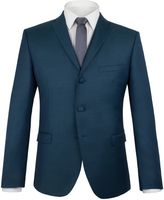 Ben Sherman Teal Pick And Pick Camden Jacket