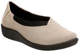 Clarks Sand Sillian Jetay Slip-On Sneaker