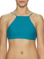 Tavik Ryan Reversible Halter Blossom Bikini Top