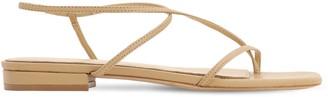Studio Amelia 10mm Leather Thong Sandals