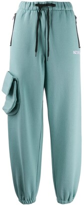 Natasha Zinko High-Waisted Track Pants