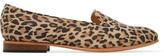 Dieppa Restrepo Dandy Leopard-Print Suede Loafers