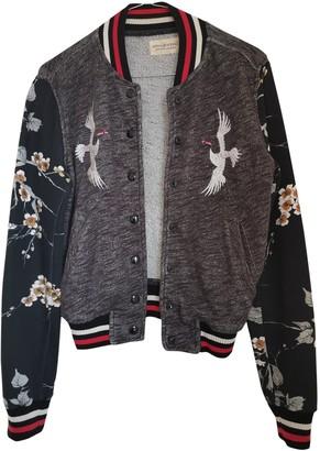 Denim & Supply Ralph Lauren Grey Cotton Jacket for Women