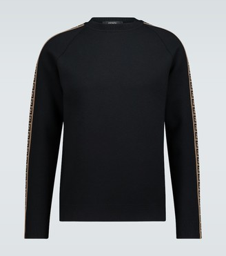 Fendi Wool crewneck sweater