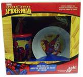 Marvel Spider Sense Spiderman Mealtime Set