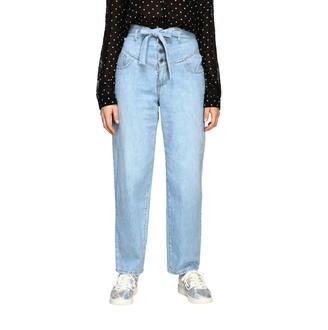 Pinko Carol 5 High Waist Jeans With Belt