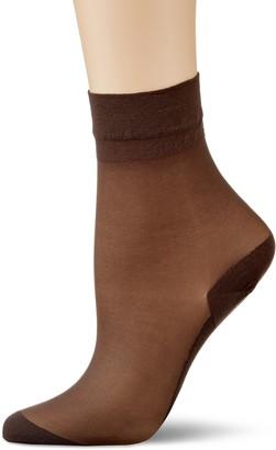 Kunert Women's Cotton Sole Socks 20 DEN