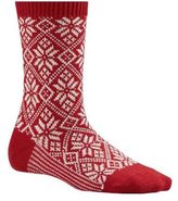 Smartwool Women's Traditional Snowflake Socks (2 Pairs)