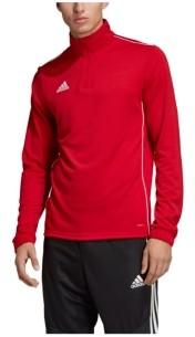 adidas Men's CORE18 Climalite 1/4 Zip Soccer Sweatshirt
