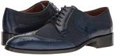 Etro Wingtip Blucher Men's Lace Up Wing Tip Shoes