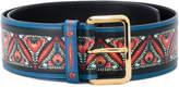 Etro printed belt