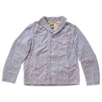 Engineered Garments Blue Polyester Jackets