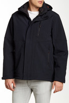 Hawke & Co Layered Soft Shell Water Resistant Jacket