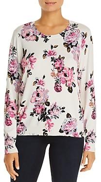 Daniel Rainn Floral Sweater