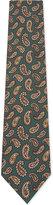 Bigi Cravatte Paisley Silk Tie