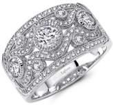Lafonn Women's Classic Wide Band Ring