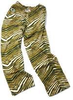 Men's Zubaz Green Bay Packers Athletic Pants