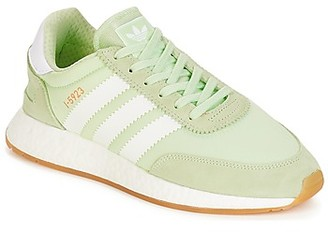 adidas I-5923 W women's Shoes (Trainers) in Green