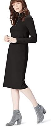 find. Women's Dress Knee Length Zip Front,8 (Manufacturer size: X-Small)