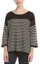 NYDJ Serra Linen-blend Sweater.